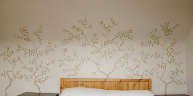 Foliage Mural, Decorative Painting
