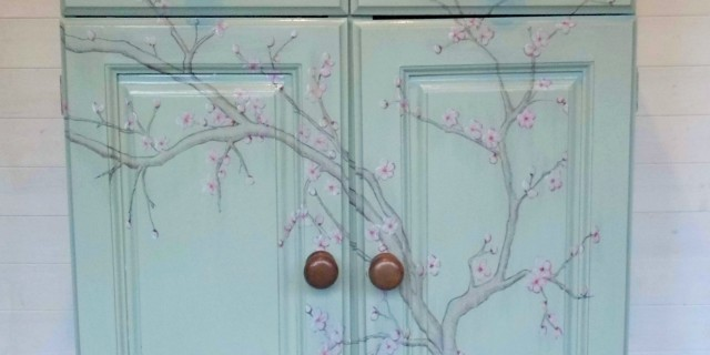Blossom Painted Furniture